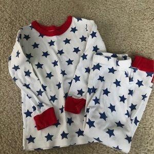 BabyGap 💙⭐️❤️PJ Matching Set